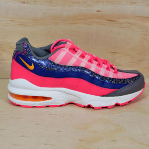Nike Air Max 95 Purple Pink Blue (GS) Shoes NEW NWT